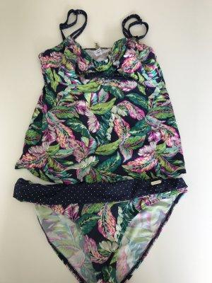 Tankini und Bikini-Hose von Sunseeker in Größe 38C