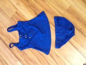 Michael Kors Tankini blue