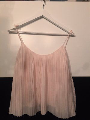 Zara Silk Top pink