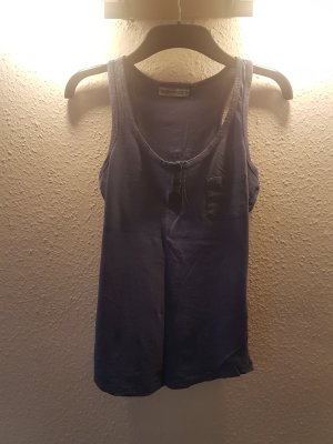Clockhouse Tank Top cornflower blue