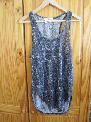 Tanktop aus der Isabel Marant pour H&M Kollektion 100% Leinen Größe 40, nur einmal getragen, wie neu