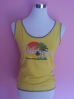 Billabong Tank Top multicolored cotton