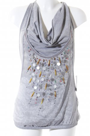Tank Top multicolored extravagant style