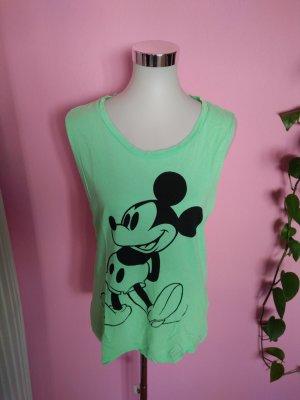 Tanktop mit Mickey Mouse Print (K3)