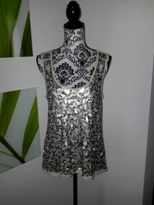 Tanktop#Pailletten#shiny#sweet