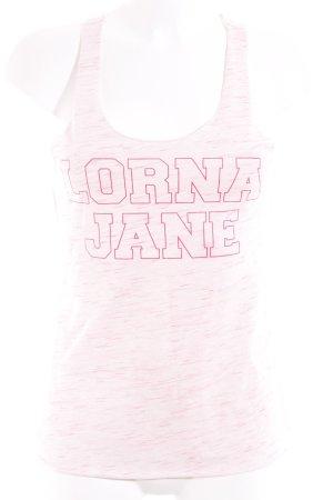 Lorna Jane Active Tanktop Schriftzug gedruckt Casual-Look
