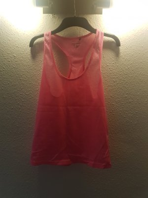 Workout Tank Top neon pink