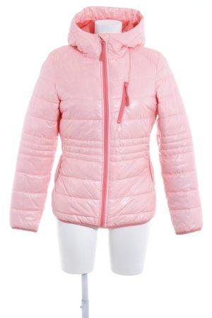 Tantum O.N. Kurzjacke rosa-neonpink Steppmuster