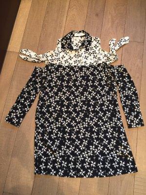 Tanya Taylor - Absolutes High Fashion Kleid aus NY, 100% Seide