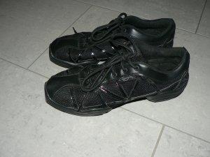 Tanzschuhe TanzSneaker CAPEZIO schwarz