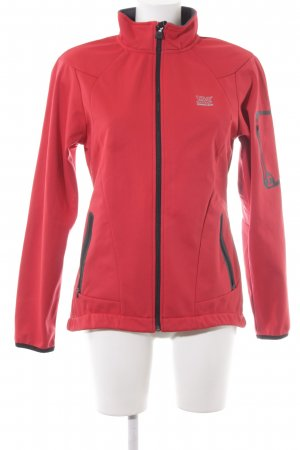 Tao Outdoor Jacket red-black athletic style