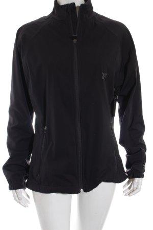 Tao Sportjacke schwarz schlichter Stil