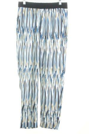 Tara jarmon Hose Streifenmuster Street-Fashion-Look