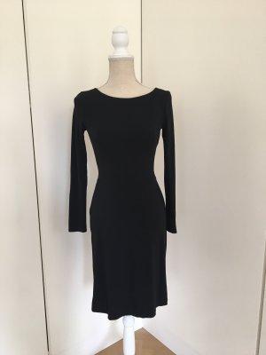 Tara jarmon Vestido elástico negro