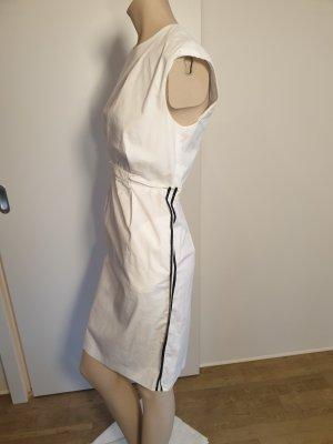 Tara Jarmon Kleid weiß/schwarz wenig getragen Top Zustand