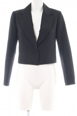 Tara jarmon Long-Blazer schwarz Business-Look