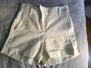 Tara jarmon shorts in wollweiss - soooo hübsch