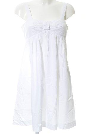 Tara jarmon Trägerkleid weiß Casual-Look
