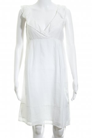Tara jarmon Tunic Dress white beach look