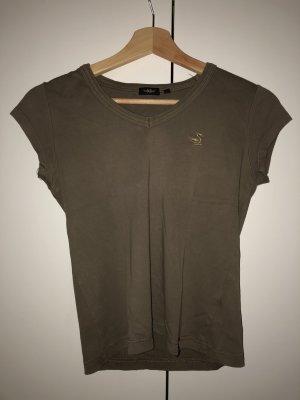 Tara Camiseta marrón grisáceo