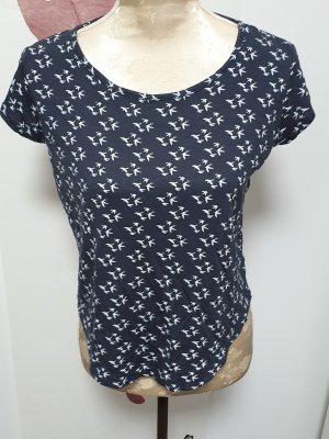 tara Shirt mit Schwalben Gr. S neu