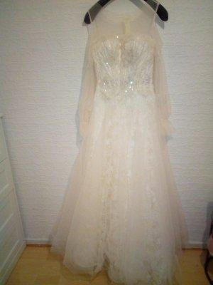 Wedding Dress white-cream