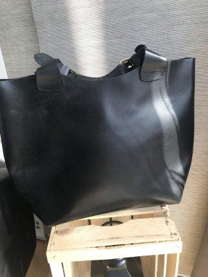 Zara Shopper noir