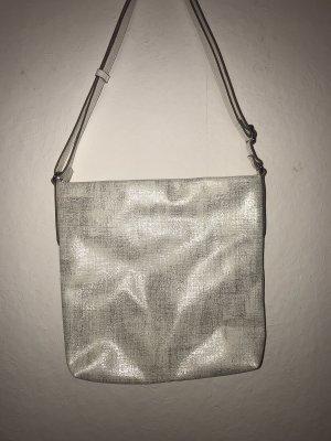 Esprit Handtas wit-zilver