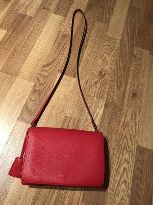 Folkloristische tas rood