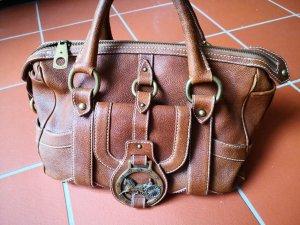 Celine Handbag cognac-coloured