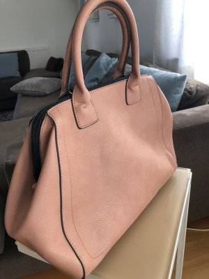 Just Fab Carry Bag dusky pink