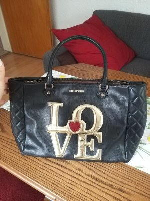 Love Moschino Frame Bag black
