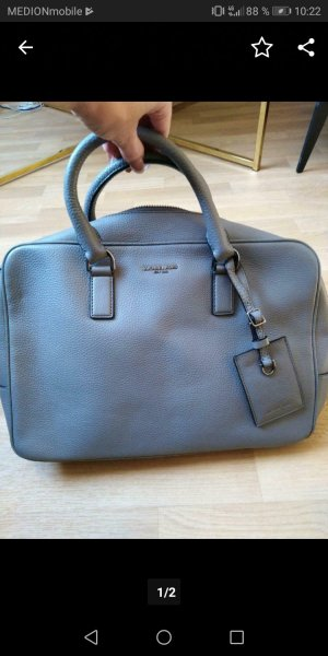Michael Kors Sac Baril gris