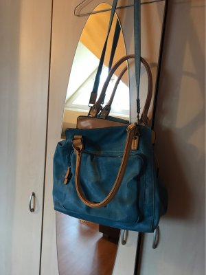 David Jones Shoulder Bag turquoise