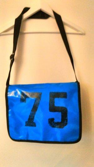 Tasche 75 blau schwarz Unisex