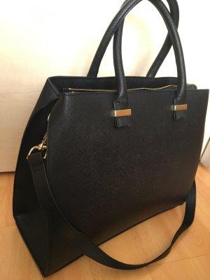 H&M Bowling Bag black