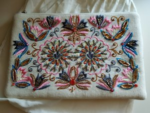 Glamorous Canvas Bag multicolored