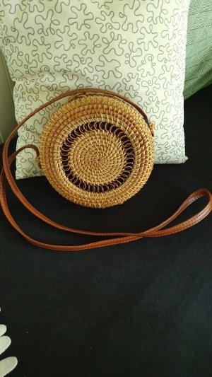 Bandolera marrón