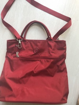 Bogner Shoulder Bag dark red