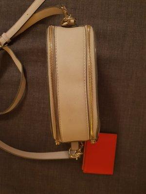Accessorize Bolso crema-rojo claro