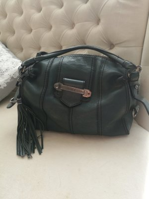 Tommy Hilfiger Carry Bag petrol-forest green