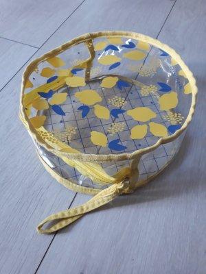 my little box Borsetta mini giallo pallido-blu Materiale sintetico