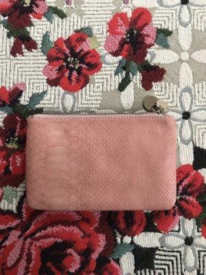 Tasche Abendtasche Clutch Sinequanone rosé