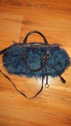 abro Handbag black-cornflower blue
