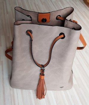 Tamaris Pouch Bag grey brown