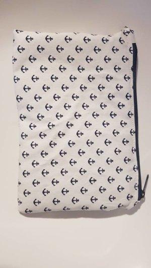 Borsa di tela bianco Cotone