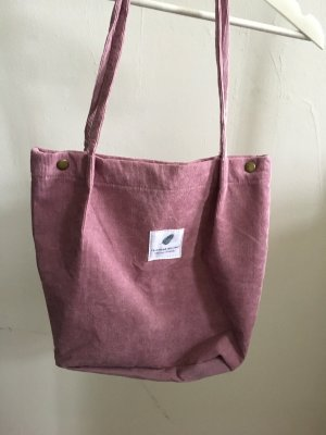Pouch Bag grey lilac