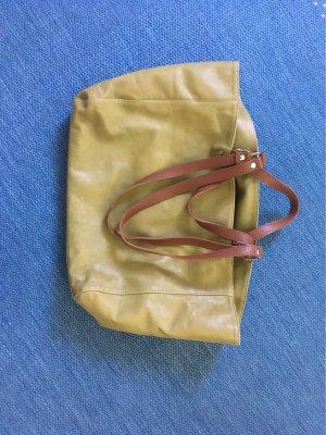Tasche aus Echtleder