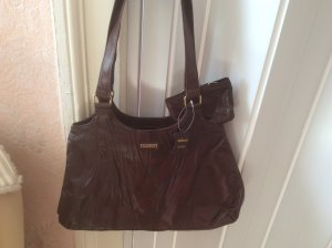 Stefano Carry Bag brown leather