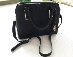 Catwalk Frame Bag black